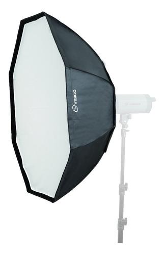Imagen 1 de 7 de Softbox Difusor Octo Box 150cm Encastre T / Flash Bowens