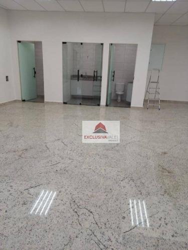 Ponto Para Alugar, 430 M² Por R$ 20.000,00/mês - Jardim São Dimas - São José Dos Campos/sp - Pt0056