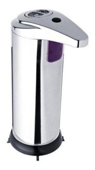 Saboneteira Automática Com Sensor De Inox