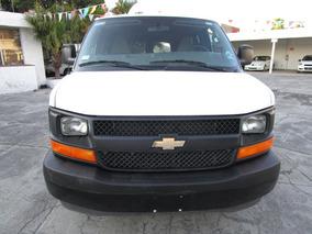 Chevrolet Express Van 12 Pasajeros Para Trnsporte
