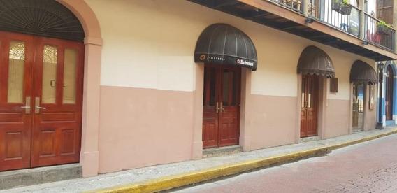 Cálido Local Comercial En Venta En Casco Antiguo, Panamá Cv