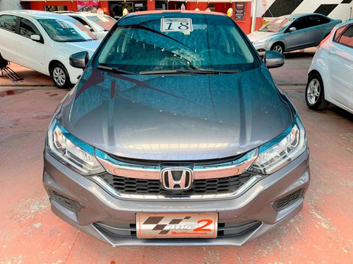 Imagem 1 de 9 de Honda City 1.5 Personal 16v Flex 4p Automático