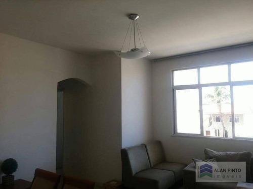Apartamento Com 3 Dormitórios À Venda, 95 M² Por R$ 290.000,00 - Pituba - Salvador/ba - Ap0612