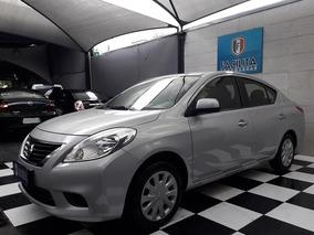 Nissan Versa 1.6 16v Sv Flex 4p Completo Único Dono