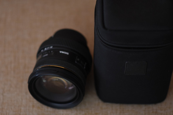 Lente Sigma Nikon 24-70mm F2.8 If Ex Dg