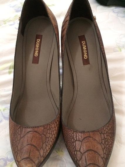 Sapato Scarpin Dumond