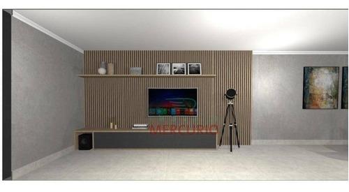 Imagem 1 de 28 de Casa À Venda, 222 M² Por R$ 780.000,00 - Jardim Estoril Iii - Bauru/sp - Ca3432