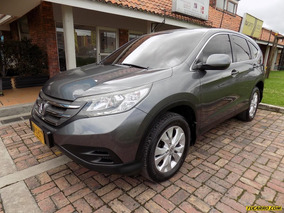 Honda Cr-v 2wd Lxc-at 2.4cc