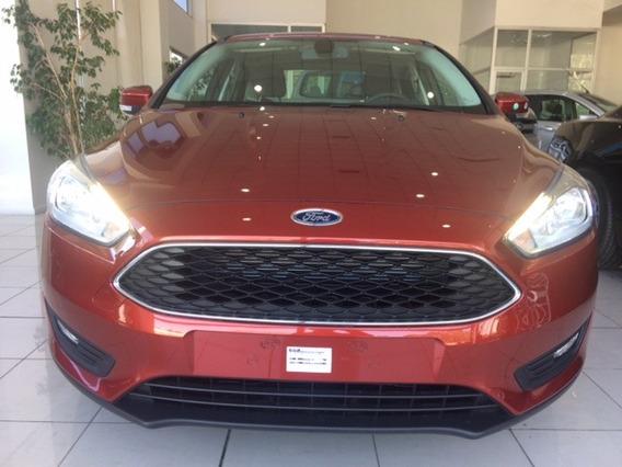 Ford Focus S 1.6 Sedan 4 Puertas 0km As3