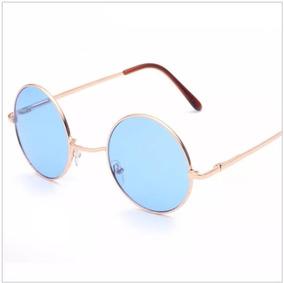 9016afc3c Oculos Estilo John Lennon Masculino Azul - Calçados, Roupas e Bolsas ...