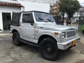 Suzuki Sj410 Carpado Modelo 84