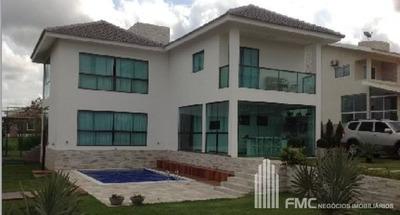 Casa Em Condomínio Com 5 Quartos - Vd927-v