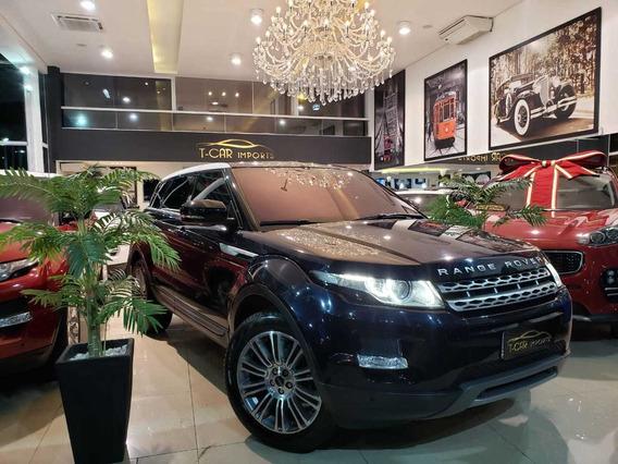 Land Rover Evoque 2.0 Prestige 4wd Gasolina 4p Automatico