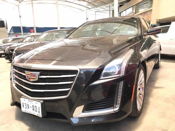 Cadillac Cts 3.6 Premium At 2015