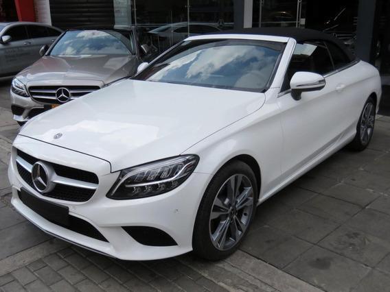 Mercedes Benz Clase C 200 Cabrio 2020