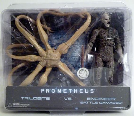 Prometheus Neca 20cm Boneco Do Filme De Ficção Ação Promoção
