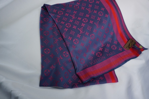 Pashmina Lv-louis Vuitton Coach Gucci Burberry Cln Colores