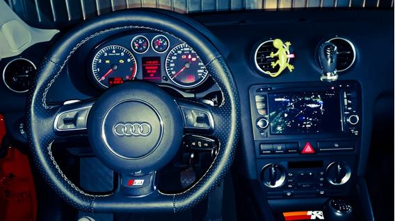 Volante Audi Tt - S3 2012 Base Reta Oem Original