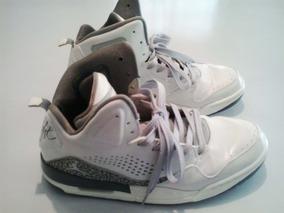 Nike Jordan Sc Flight Basket Zapatos Deportivos Tuneados