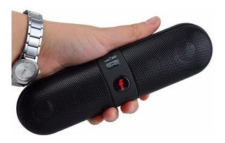 Bocina Bluetooth Radio Portatil Microsd Mp3 Servicio A Domic