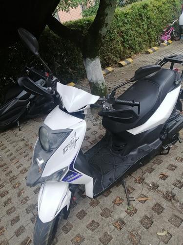 Moto Sym Croox Modelo 2016