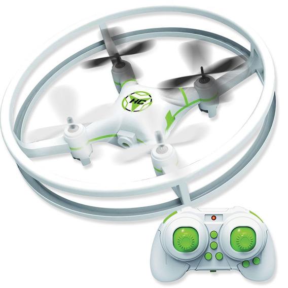 Drone Quadricóptero Ufo Com Controle Remoto