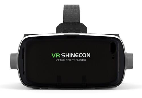 Imagen 1 de 6 de Virtual G07e Vr Headset 110°fov Ojo Protegido Shinecon