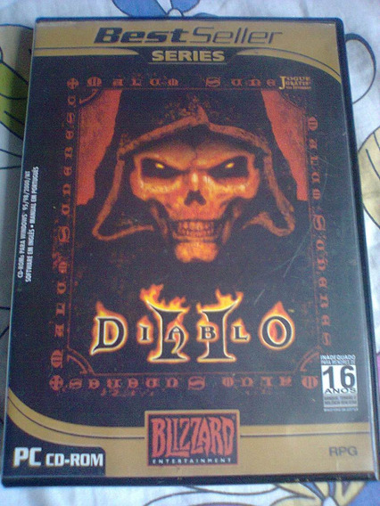 Diablo 2 ( Game Original Pc )