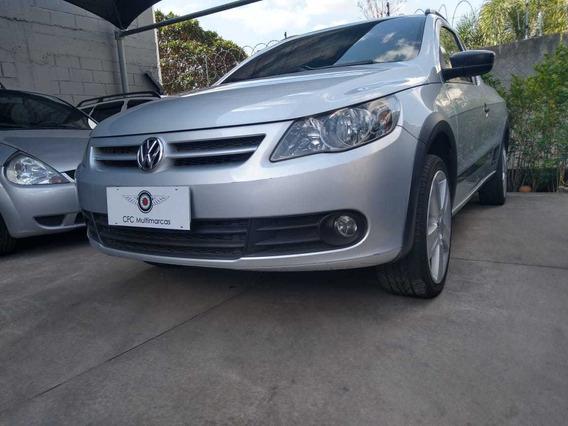 Volkswagen Saveiro Tropper 1.6 Ce 2011/2012 Flex - Prata
