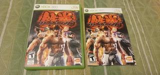 Tekken 6 Juego Xbox 360 Xbox One