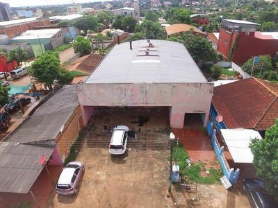 Vendo Deposito En Ciudad Del Este Barrio San Jose .cod 1099