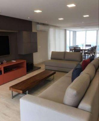 Cobertura Com 4 Dormitórios À Venda, 318 M² Por R$ 4.600.000 - Campo Belo - São Paulo/sp - Forte Prime Imóveis - Co0965