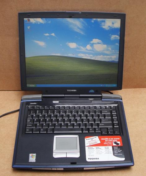 Notebook Antigo Colecionável Windows Xp - Leia A Descrição