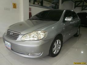 Toyota Corolla Gli 18