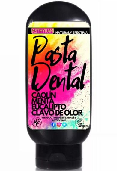 Pasta Dental Caolín, Menta, Sin Fluor, Organica 8 Oz / 250 G
