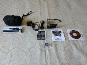Filmadora Vivitar Dvr1240hd-blk 12.1mp Full Hd Digital