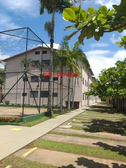 Apto Mobiliado Para Locação À 500 Metros Da Praia Do Sapê - Ap00399 - 34849693
