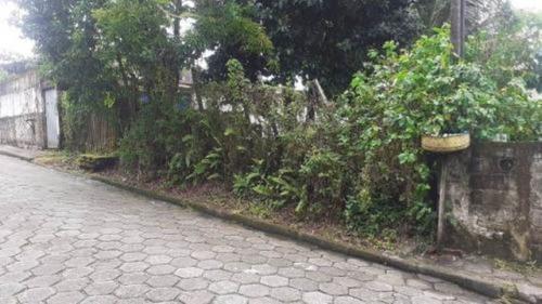 7448 | Terreno No Jd Umuarama, Com 264 M², Em Itanhaém.