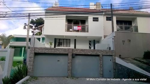 Sobrado Com 3 Dormitórios À Venda Com 259.66m² Por R$ 644.000,00 No Bairro Pilarzinho - Curitiba / Pr - M2pi-elcp