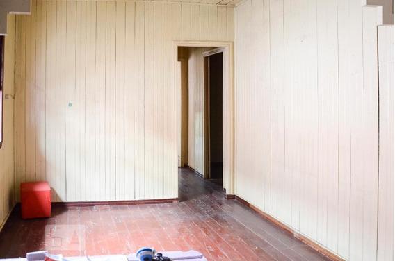 Casa Para Aluguel - Nossa Sra Das Graças, 2 Quartos, 100 - 893016566