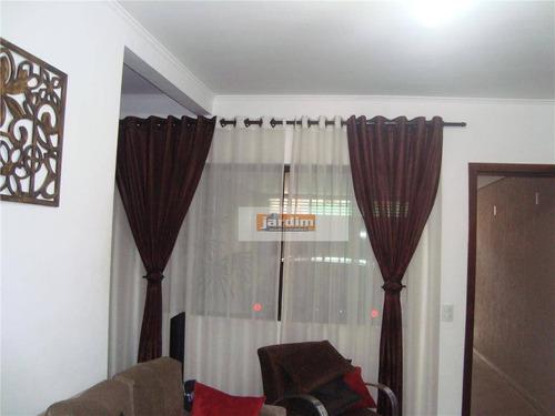 Sobrado Residencial À Venda, Paulicéia, São Bernardo Do Campo. - So0746