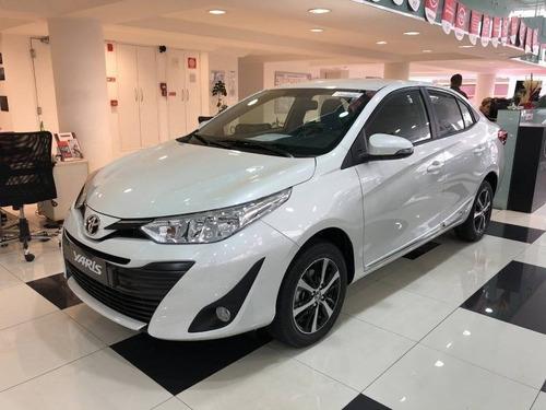 Toyota Yaris 1.5 16v Flex Sedan Xl Live Multidrive