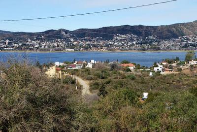 Lote Villa Carlos Paz Con Espectacular Vista