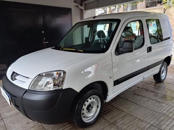 Peugeot Partner Confort Patentado Sin Rodar 0km