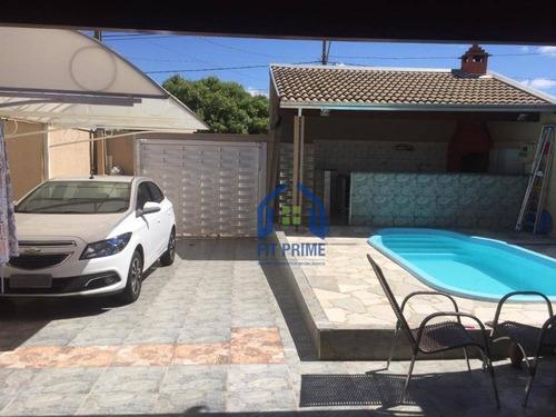 Casa Com 2 Dormitórios À Venda, 260 M² Por R$ 380.000,00 - Celina Dalul - Mirassol/sp - Ca2305