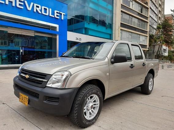 Chevrolet Luv Dmax Cc 3000 Mt 4x2