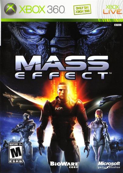 Mass Effect - Xbox 360 - Usado