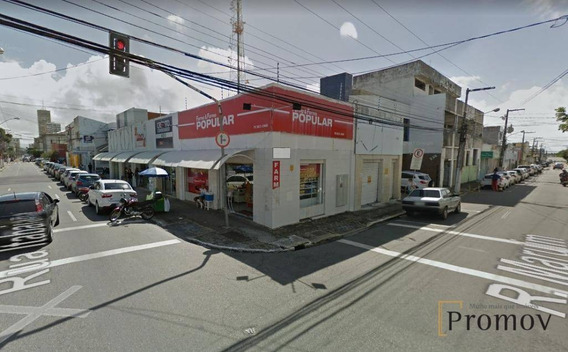 Ponto Para Alugar, 50 M² Por R$ 2.500,00/mês - Centro - Aracaju/se - Pt0008