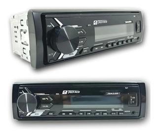 Som Automotivo Rádio Mp3 Usb Sd Auxiliar P2 4 Saídas Rca