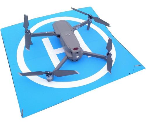Symik Lp500 Landing Pad 50cm X 50cm Doble Cara - Impermeable